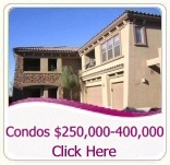 Condos $250,000 to $400,000 in Grayhawk AZ