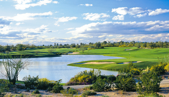 Grayhawk Golf Course