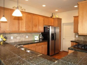 Granite and Stainless Steel Kitchens