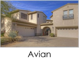 Avian at Grayahawk Arizona