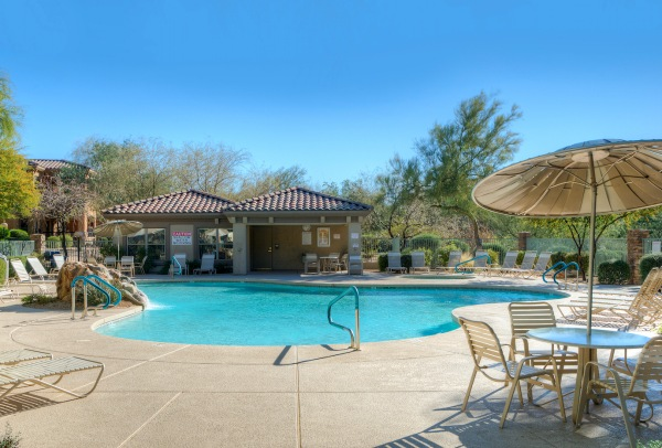 Grayhawk Condos with 2+ Bedrooms
