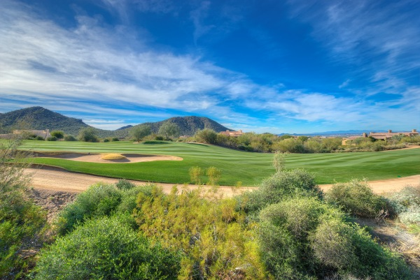 Grayhawk Golf Condos in Scottsdale