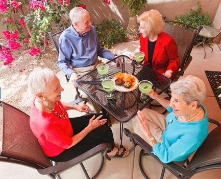 Grayhawk Scottsdale is Home to a Resort-Like Retirement Community