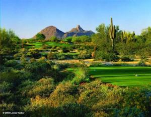 Grayhawk golf Scottsdale